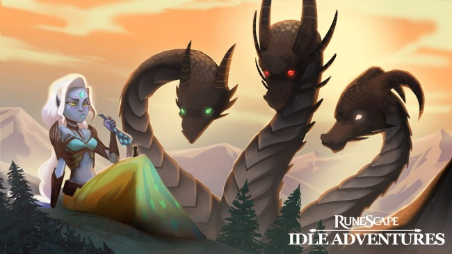 Runescape-idle-adventures-beta