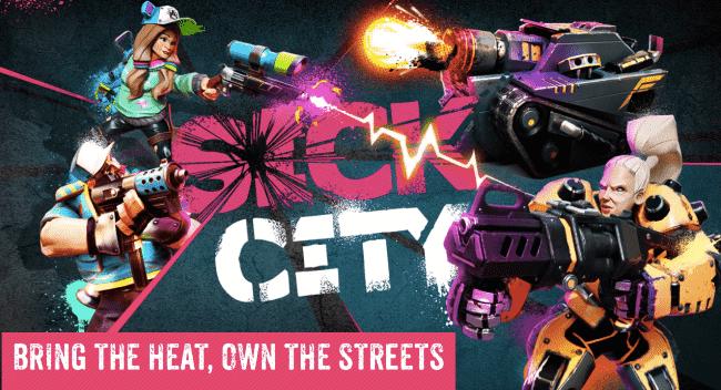 Sick City Alpha Sign Up
