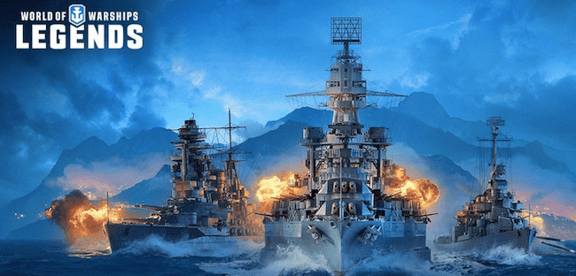 World of Warships: Legends – Alpha Sign Up (PS4 & Xbox One) | Alpha